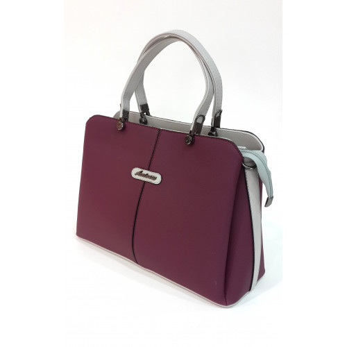 Purple Sleeve Bag