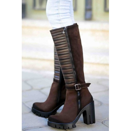 Catalyn High Boots