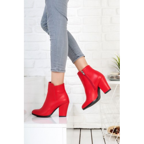 Red Boots Models