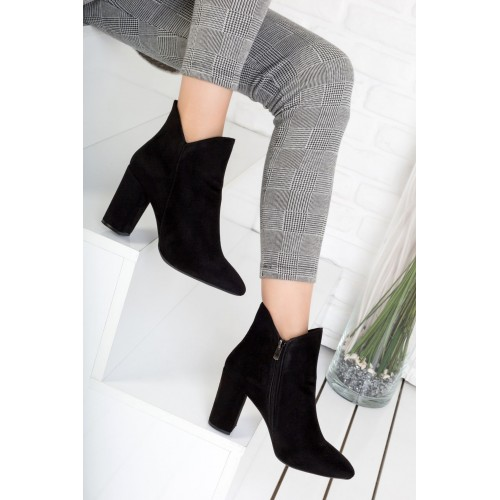 Suede Boots Models