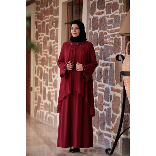 hijab clothing models