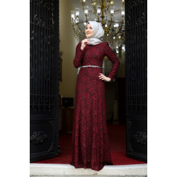 Hijab Evening Dress (50)