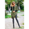 Khaki Color Authentic Poncho