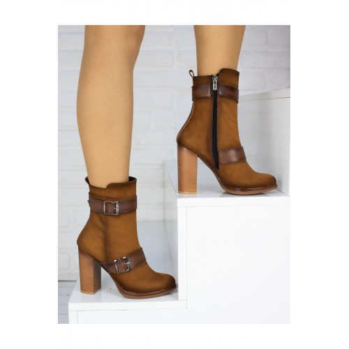 Benna Taba Suede Boots