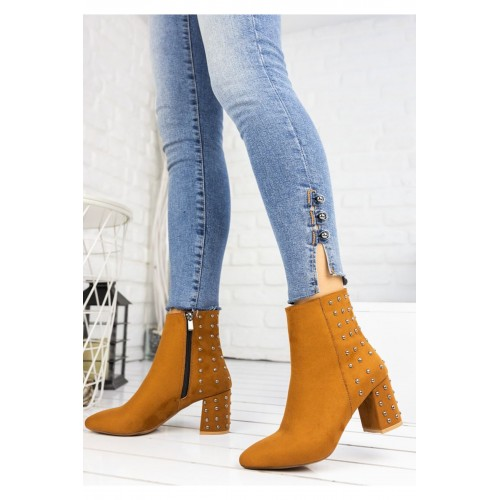 Clover Taba Suede Boots