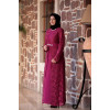 Hijab Dress - Fuchsia Color