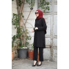 Arya Hijap Suit - Black