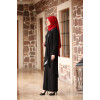 Beliz Black Muslim Suit