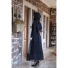 Deniz Hijab Dress - Black